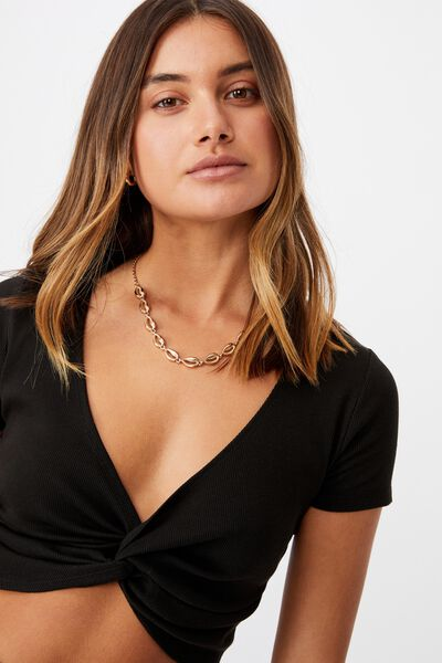 Necklace Sets, GOLD SHELLS