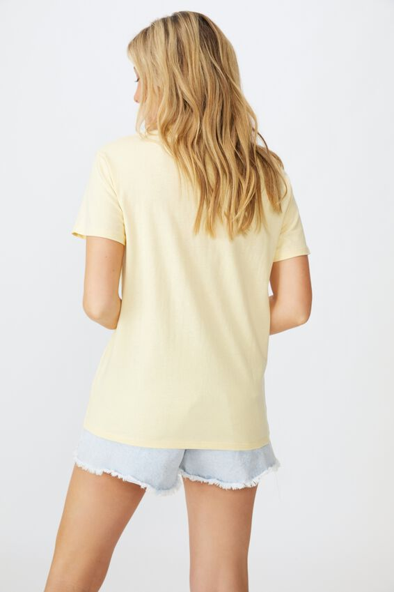The Kendall Graphic Tee, LIMONCELLO/LED ZEPPELIN