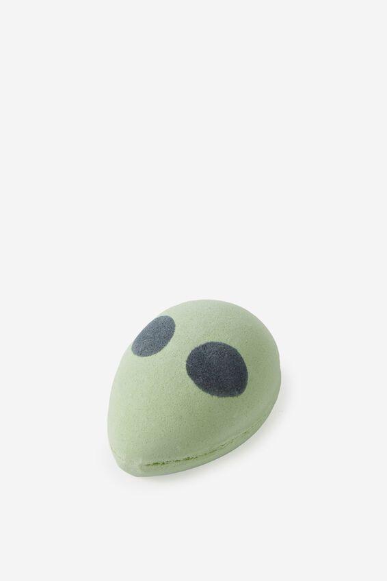 Alien Bath Fizzer, GREEN SPACE DUST