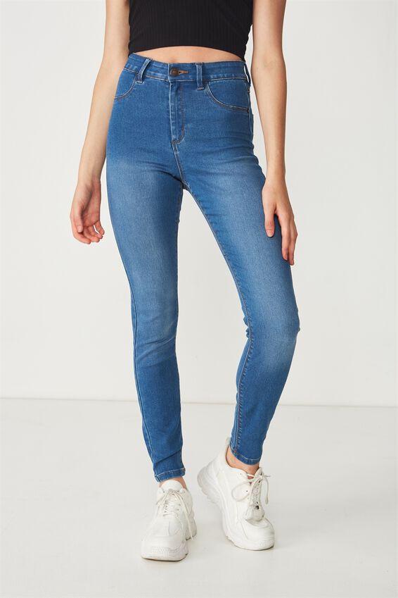 Super Skinny Jean, EVER BLUE
