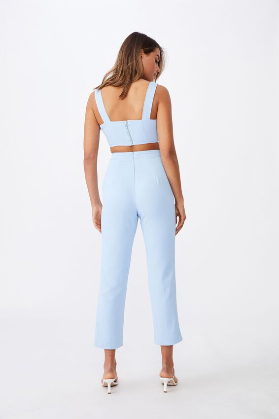 Stevie Tailored Pant, BLUEBELL