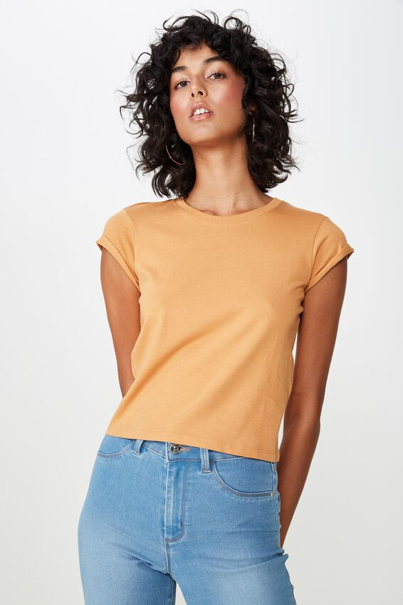 Baby Tee, GOLD