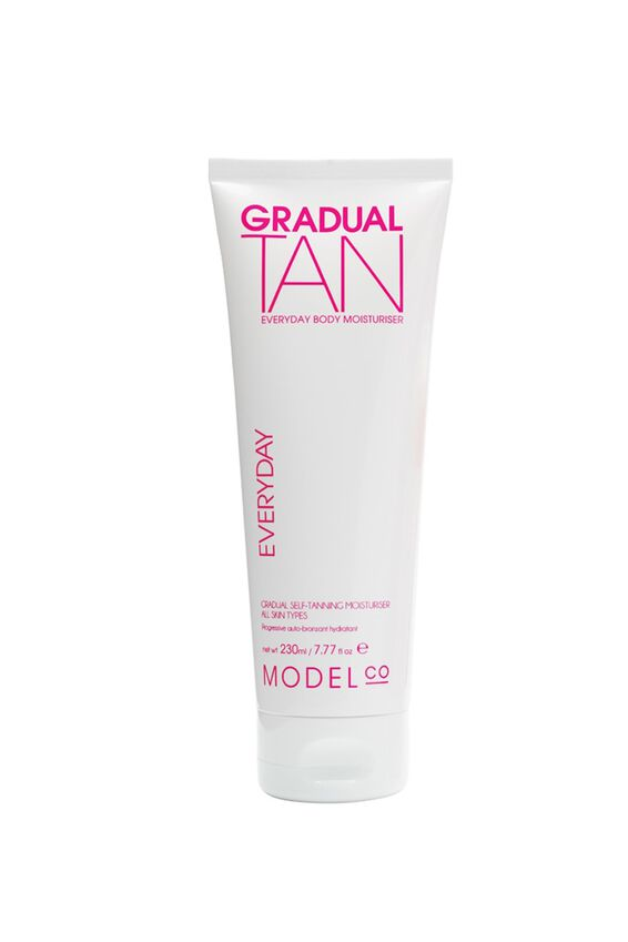 ModelCo Gradual Tan Everyday Body Moisturiser 230ml, NATURAL TAN