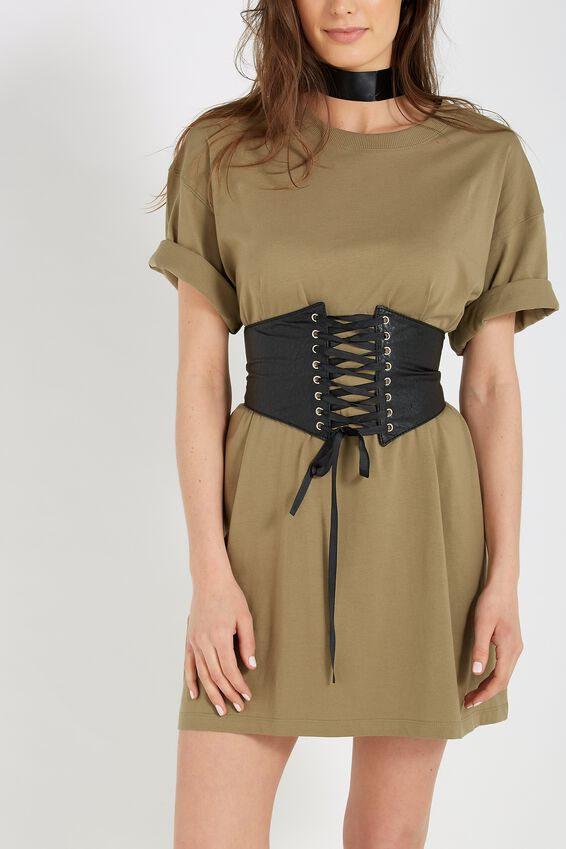 Pu Waist Corset Belt at Supre in Broadmeadows, VIC | Tuggl