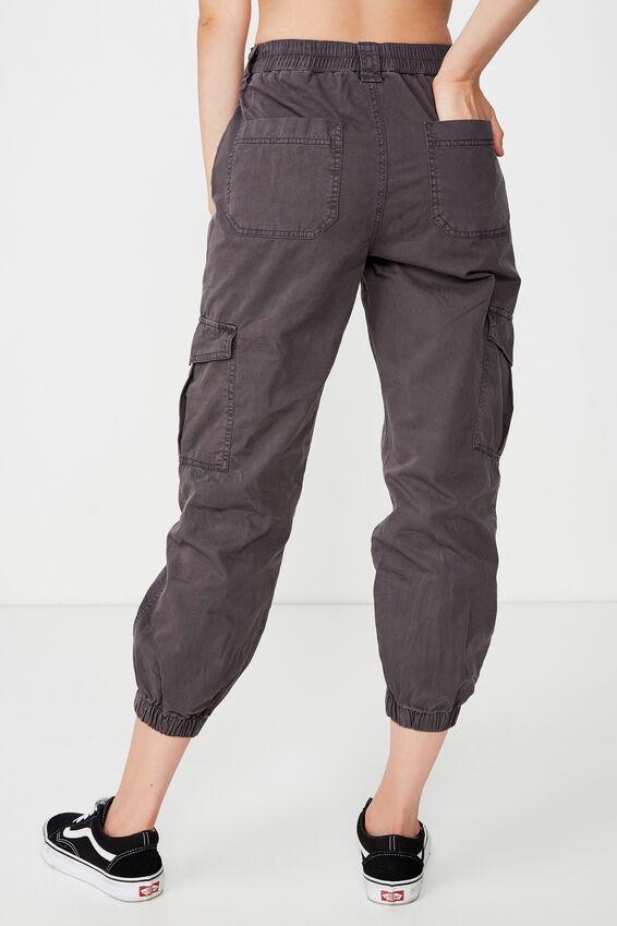 Kendra Cargo Pant, GRANITE