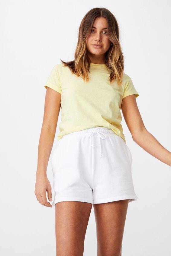Classic T-Shirt, MELLOW YELLOW