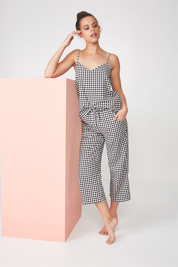 Cotton 3/4 Sleep Pant by Supre