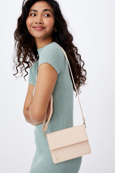 Isla Crossbody Bag, SOFT STONE