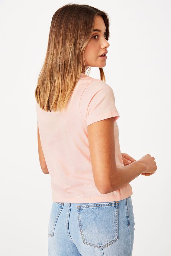 Classic T-Shirt, FAIRYTALE PINK