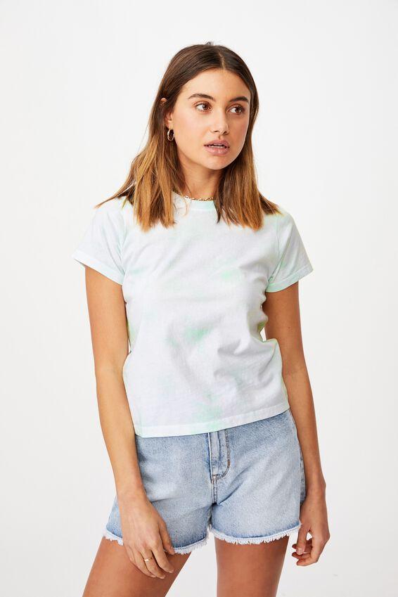Classic T-Shirt, AURA BLUE