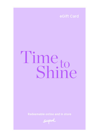 eGift Card, Supre Shine