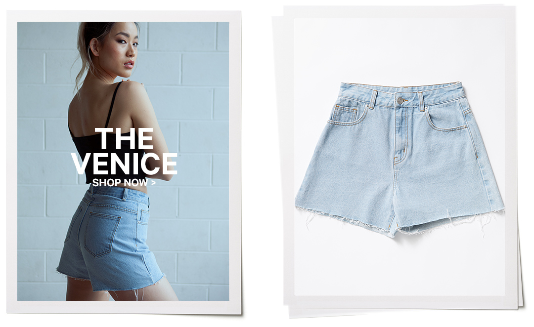 Shop The Venice Denim Short