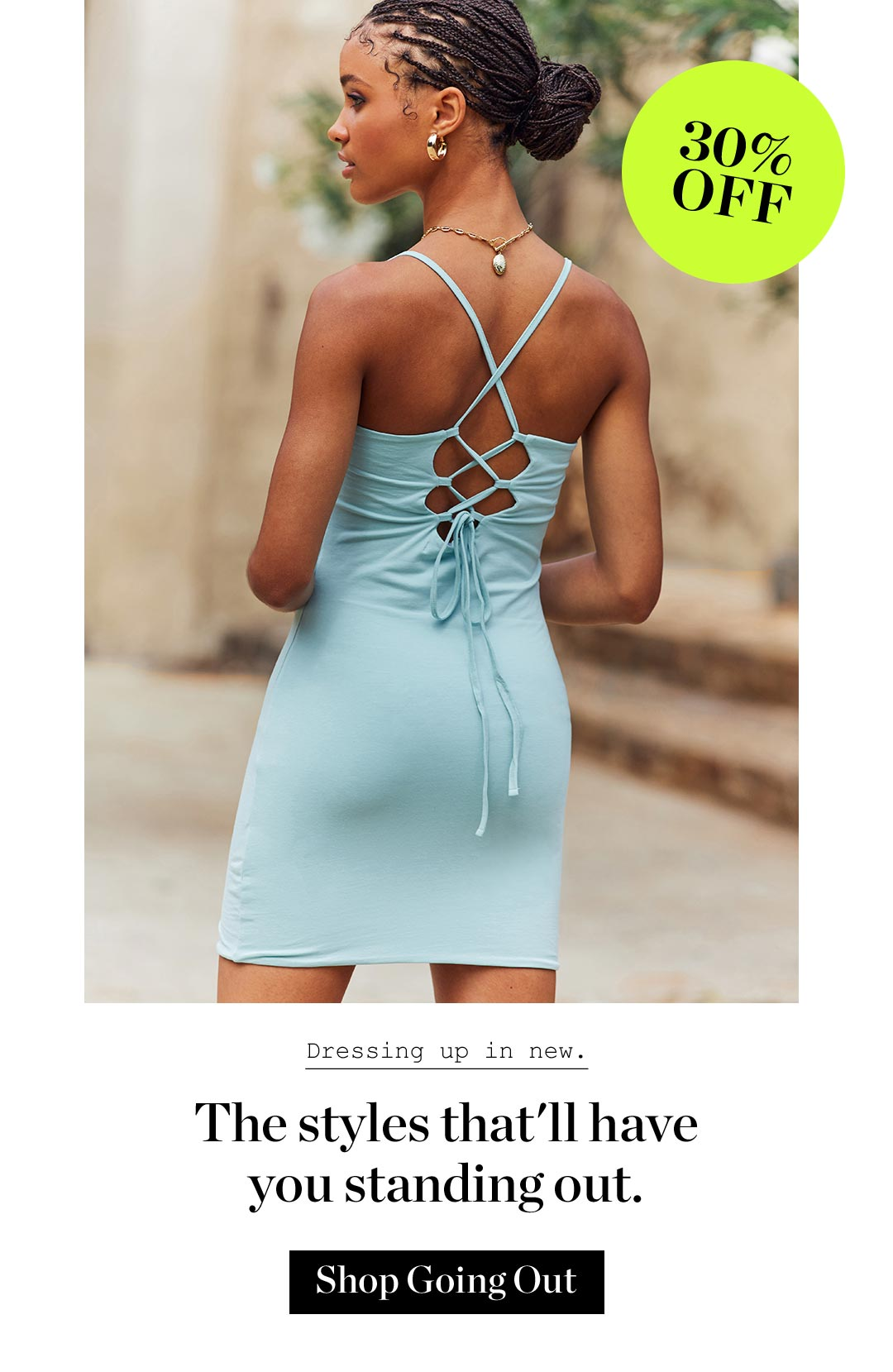 Shop 30% Off Going Out Edit